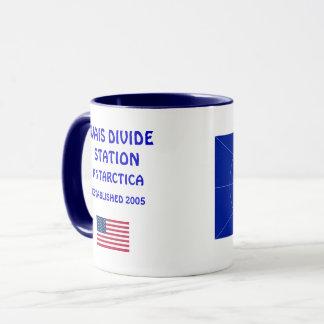 WAIS Antarctica Station Coffee Mug