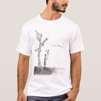 Wait for Autumn Tonal Stripe T-Shirt