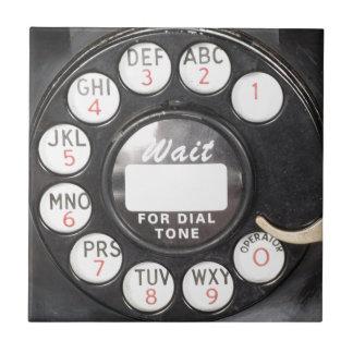 Wait For Dial Tone Tile