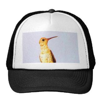 Wait for love and joy buffy hummingbird twig mesh hats