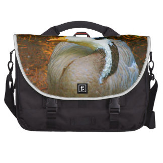 wait for love barnacle goose laptop commuter bag