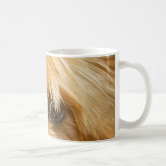Wait for mom love  haley dog yorkie terrier coffee mug