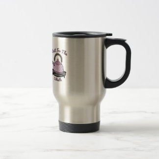 Wait For The Whistle Coffee Mugs