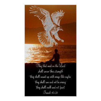 Wait on the Lord_ Posters