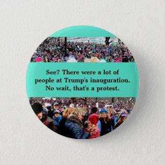 Wait that's a protest button