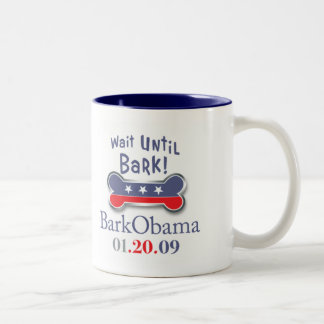 Wait Until Bark coffee mug