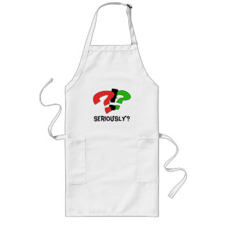 Wait. Wut? Seriously? Aprons