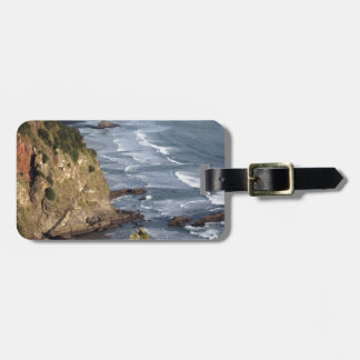 Waitakere coastline bag tag