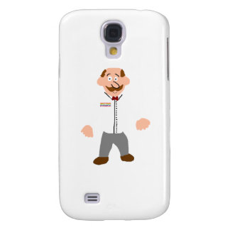 Waiter At Your Service Galaxy S4 Cover