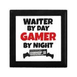 Waiter by Day Gamer by Night Gift Box