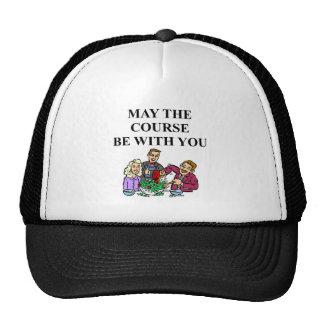 WAITER joke Hats