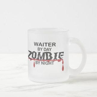 Waiter Zombie Coffee Mug