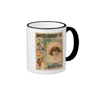 Waite's Comedy Co. Little Queen Mab Play Ringer Mug