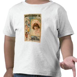 Waite's Comedy Co. Little Queen Mab Play T Shirts
