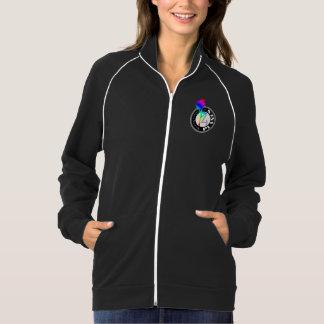 Waiting 4 Planes ® Rainbow Logo Jacket