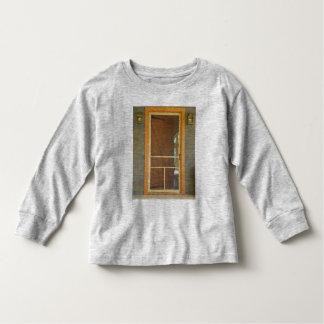waiting At The Door Toddler T-shirt