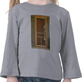waiting At The Door T-shirt