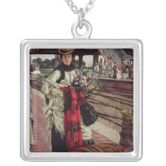 Waiting at the Station Necklaces