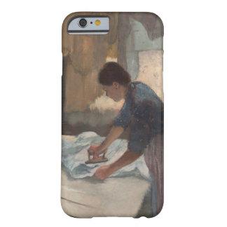 Waiting by Edgar Degas iPhone 6 Case