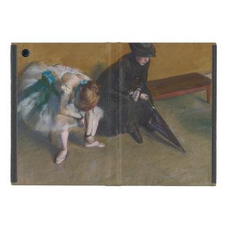 Waiting by Edgar Degas iPad Mini Cover