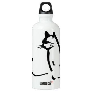 Waiting Cat SIGG Traveler 0.6L Water Bottle