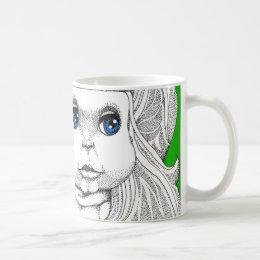 """Waiting"" Coffee Mug"