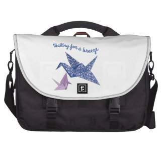 Waiting for a Breeze Bags For Laptop