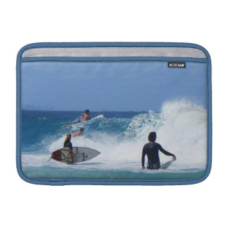 Waiting for a Wave double-sided MacBook Air Sleeve