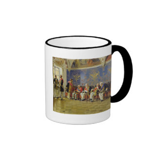 Waiting for an Audience, 1904 Ringer Coffee Mug