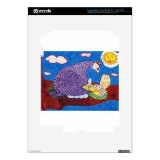 Waiting For Babies iPad 3 Decals