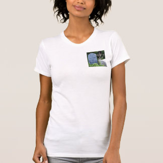 """""""Waiting for Mr. Right"""" t-shirt"""