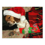Waiting for Santa-Christmas holiday invitation