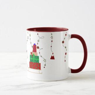 Waiting for Santa Claus Mug