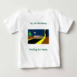 Waiting For Santa, M... Tee Shirt