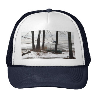 Waiting for Spring Hat
