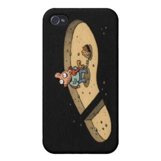 Waiting for The Other Shoe Cover For iPhone 4
