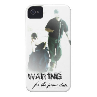 Waiting For The Prom Date iPhone 4 Case