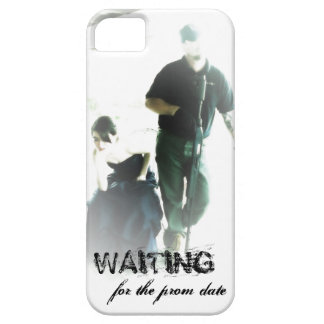 Waiting For The Prom Date iPhone 5 Case