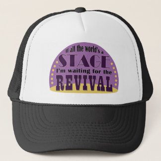 Waiting For The Revival Trucker Hat