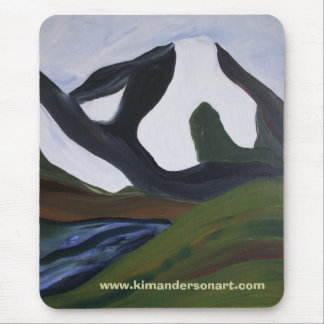 Waiting for the Rise  www.kimandersonart.com Mouse Pad