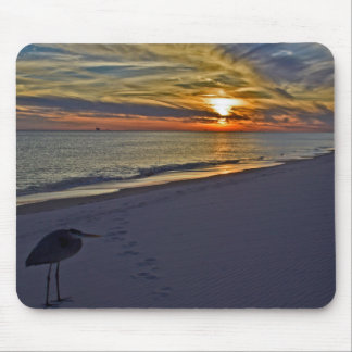 Waiting for the Sunset Mouse Pad