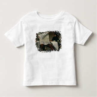 Waiting for the Times, 1831 (oil on canvas) Toddler T-shirt