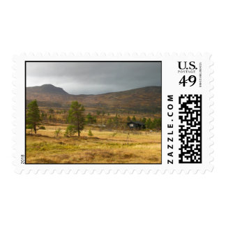 Waiting for Winter Postage
