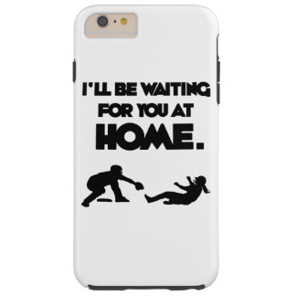 Waiting For You Tough iPhone 6 Plus Case
