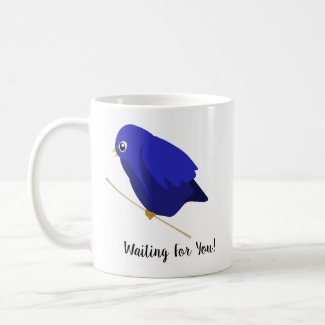 Waiting For You Coffee Mug