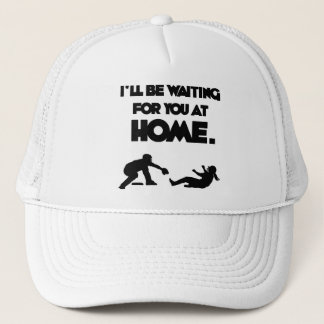 Waiting For You Trucker Hat