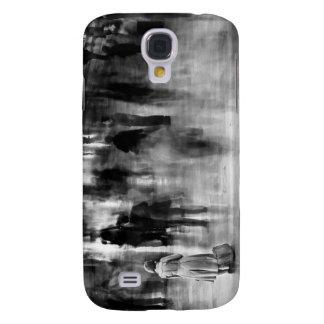 Waiting in Grand Central Station Samsung Galaxy S4 Cases