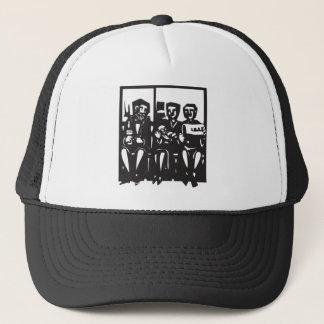 Waiting Room Trucker Hat