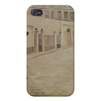Waiting, Rue de Chateaubriand, Paris iPhone 4/4S Cover