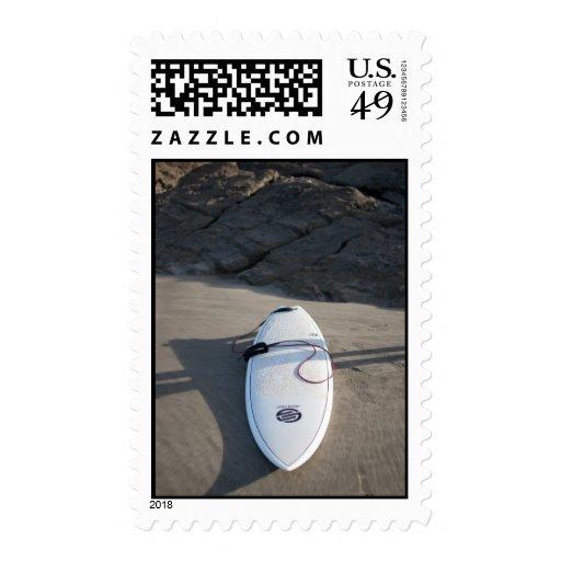 Waiting Surfboard Postage
